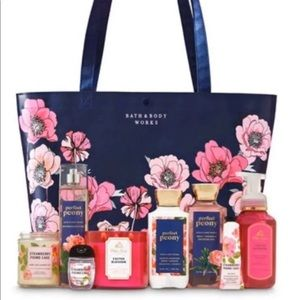 Bath & Body Works Spring 2020 Mothers Day Tote Set